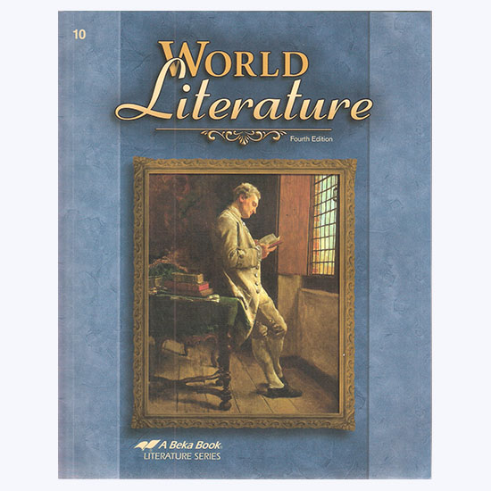 Arts Literature: ABEKA WORLD LITERATURE SET