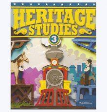 BOB JONES HERITAGE STUDIES 3