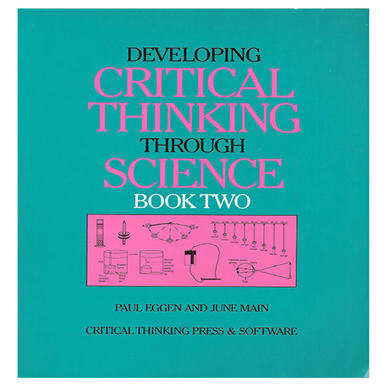 critical thinking press science