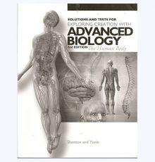 APOLOGIA ADV BIOLOGY SOL/TST