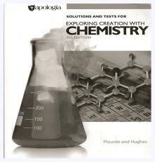 APOLOGIA SOL & TEST CHEM 3RD ED