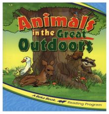 ABEKA ANIMALS IN GREAT OUTDOORS