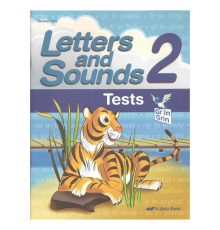 ABEKA LETTERS AND SOUNDS 2 TSTS