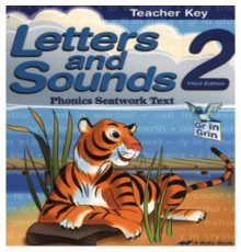 ABEKA LETTERS AND SOUNDS 2 T.K.