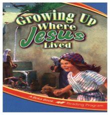ABEKA GROWING WHERE JESUS LIVED