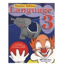 ABEKA LANGUAGE 3 TE*