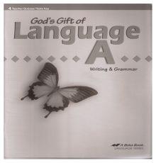 ABEKA LANGUAGE A QZ TEST KEY