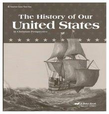 ABEKA HISTORY OF US Q/T AK