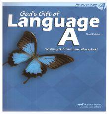 ABEKA LANGUAGE A  A.K.