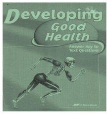 ABEKA DEVELOPING GOOD HEALTH AK