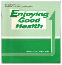 ABEKA HEALTH TST STUDY BK KEY