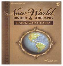 ABEKA  HISTORY MAPS/ACT AK
