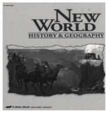 ABEKA HISTORY GEO QUIZ KEY