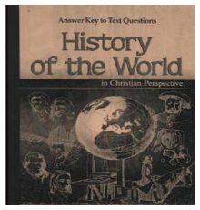 ABEKA HISTORY OF THE WORLD A.K.