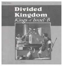 ABEKA DIVIDED KINGDOM TST/QZ