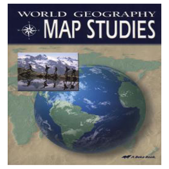 Abeka world geo map studies second harvest curriculum abeka world geo map studies gumiabroncs Image collections