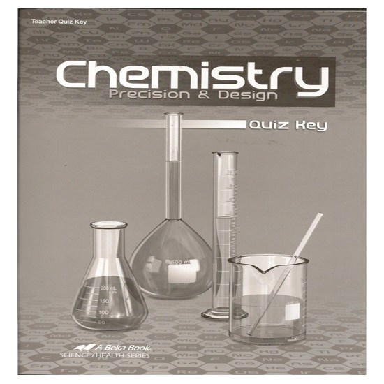 Abeka  Chemistry  COMPLETE SET 2nd Edition  11th Grade 11  Very Good Used