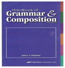 ABEKA HANDBOOK GRAMMAR & COMP