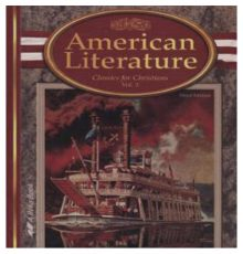 ABEKA AMERICAN LITERATURE