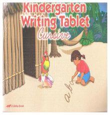 ABEKA WRITING TABLET CURSIVE