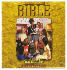 ACS BIBLE GOD AND ME K5 1st ED