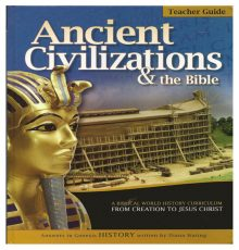ANSWERS IN GENESIS ANCIENT CIVI