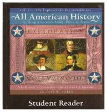 ALL AMERICAN HISTORY VOL 1