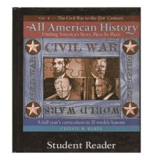 ALL AMERICAN HISTORY VOL ll