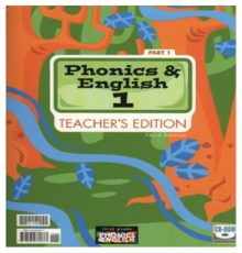 BOB JONES PHONICS & ENGLISH 1TE