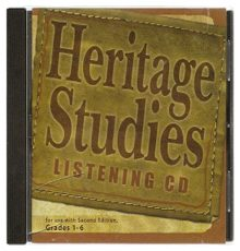 BOB JONES HERITAGE STUDIES CD+