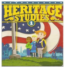 BOB JONES HERITAGE STUDIES TEXT