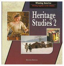 BOB JONES HERITAGE STUDIES 2