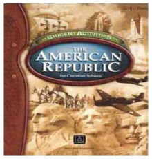 BOB JONES AMERICAN REPUBLIC ACT
