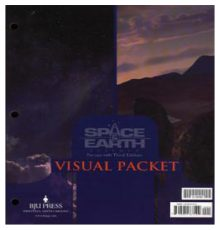 BOB JONES SPACE & EARTH  VISUAL