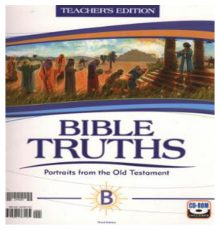 BOB JONES BIBLE TRUTHS B TE