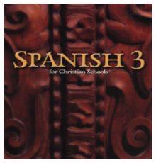 BOB JONES SPANISH 3 TEXT