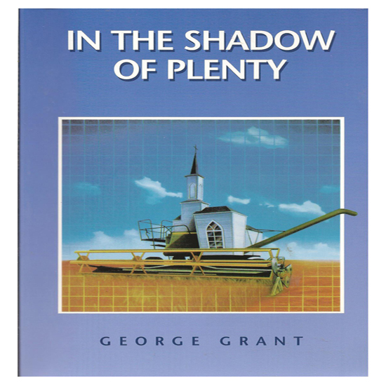 a review of george grants book the shadow of plenty These books are lame book is a too generous word for this more of a mini-book or novella they are incredibly short and the story suddenly ends after passing through very little storyline.