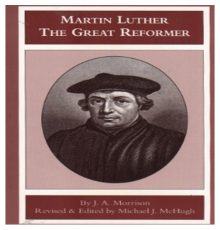 CLP MARTIN LUTHER  GREAT REFOR