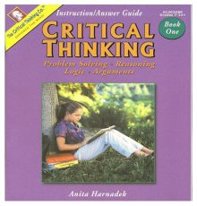 CRITICAL THINKING BOOK 1+