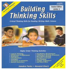 CRITICAL THINKING BUILD SKILL+