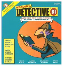 CRITICAL THINKING DETECTIVE B1