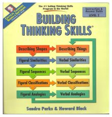 CRITICAL THINKING BUILDING THIN