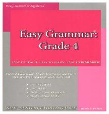 EASY GRAMMAR GRADE 4