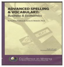 EXCELLENCE IN WRITING  SPELL CD