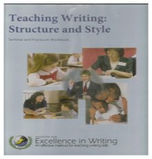 EXCELLENCE IN WRITING TWSS WKBK