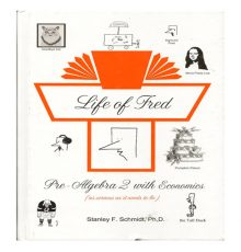 LIFE OF FRED Curriculum Archives - Second Harvest Curriculum
