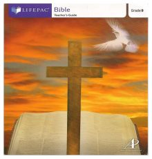 LIFEPAC BIBLE TE & 10 WKBK SET