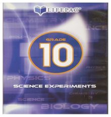 LIFEPAC SCIENCE 10 DVD