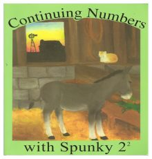 SCHOOLAID NUMBERS WITH SPUNKY 2