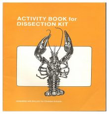BOB JONES SCIENCE ACTIVITY BOOK